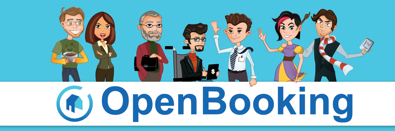 The Open-Booking Team